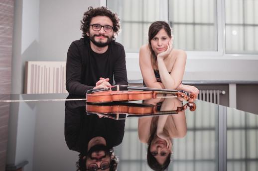 Presentazione nuovo album Duo Sutera Novali