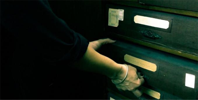 L'Archivista - Aperitivo con delitto al Museo Kosmos