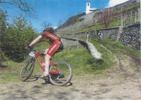 Ciclosgambata Berbenno- Monastero