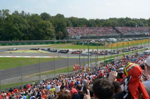 Formula 1 Grand Prix and Monza GP