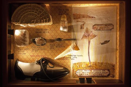 "Mostra ""Amore, musei, ispirazione"" di Orhan Pamuk"