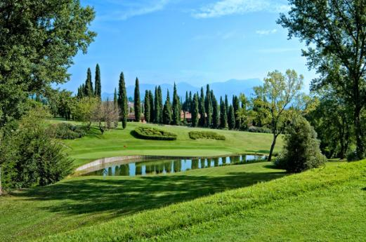 Golf Open d'Italia 2018 at Gardagolf