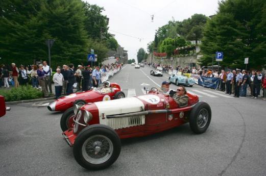 Bergamo Historic Gran Prix