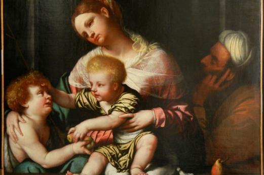 Tiziano e la pittura del Cinquecento