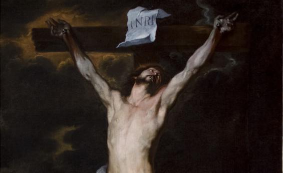 CRISTO IN CROCE - ANTON VAN DYCK