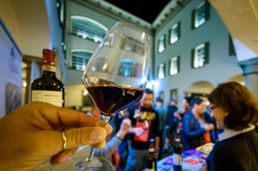 Eroico Rosso Sforzato Wine Festival
