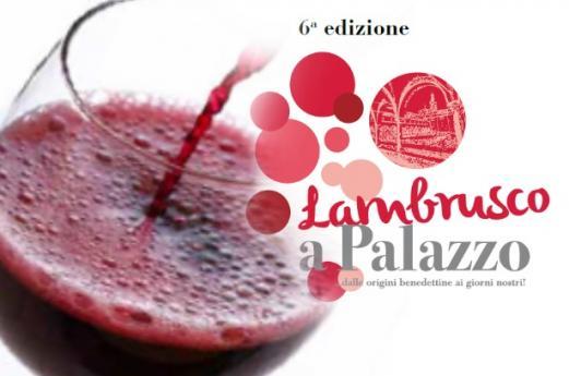 Lambrusco a Palazzo 2018