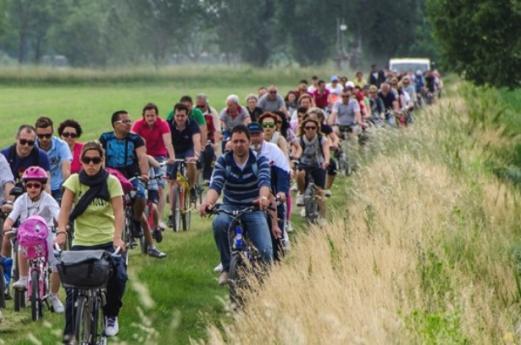 Ceresara, Biciclettata delle Torri