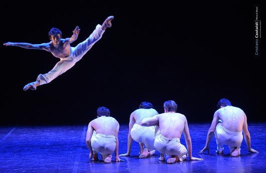 Mediterranea - balletto al Festival Como Città della Musica 2018