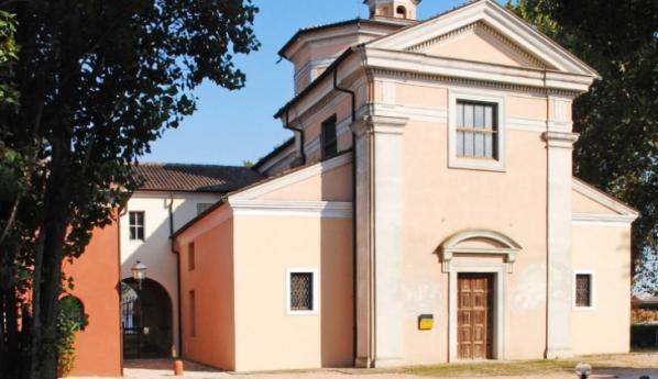 Castel D'Ario, Convento Susano