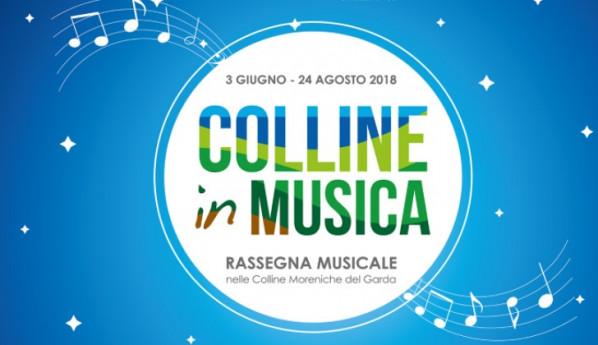 Colline in musica 2018