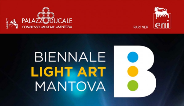 Biennale Light Art Mantova 2018