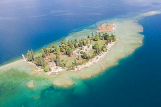 Discover San Biagio, the Rabbit Island in Lake Garda