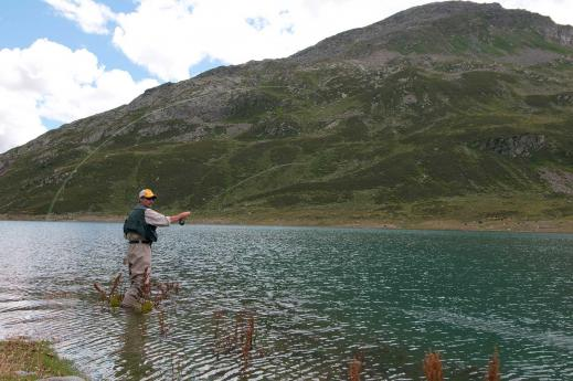 Pesca sportiva in Lombardia