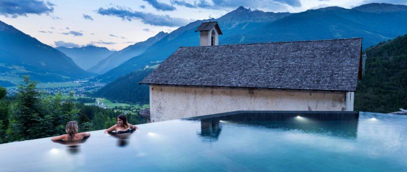 Bagni Vecchi di QC Terme di Bormio, Valtellina