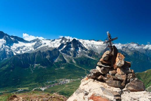 Sehenswürdigkeiten in der lombardische berge