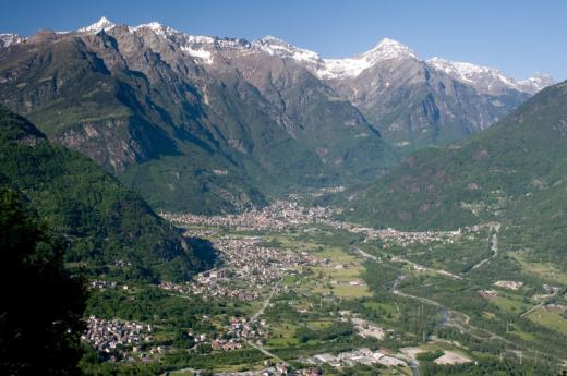 Tour: The Plain of Chiavenna