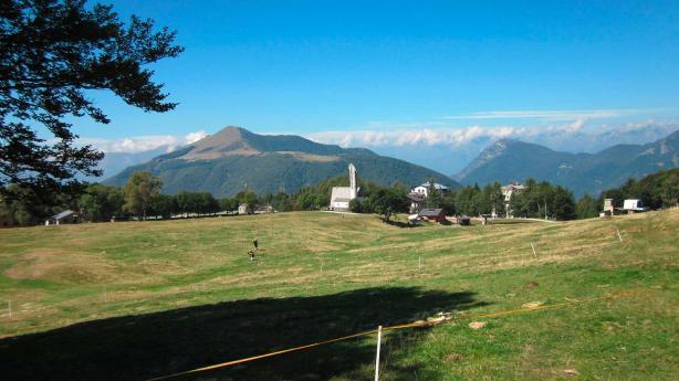 Pian delle Betulle - Alpe di Paglio