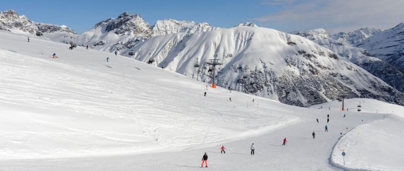 Impianti e suggerimenti per sciare in Valtellina