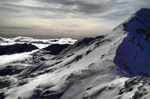 Le cime più alte della Lombardia