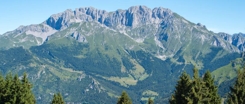 Massiccio Presolana - Val Seriana (BG)
