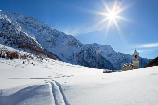 Vacation ideas in Valtellina during winter