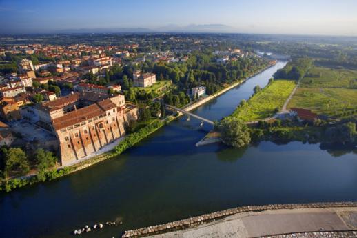Itinerario: Il Canale Villoresi da Monza a Cassano d'Adda