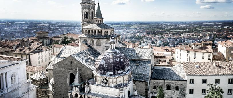 10 good reasons to visit Bergamo