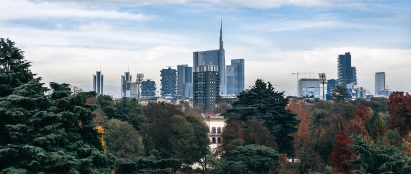 Milán y Lago de Como