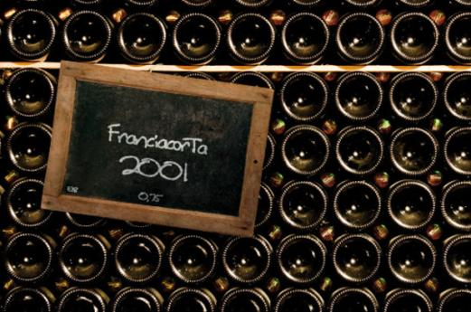 Franciacorta wine, an international success