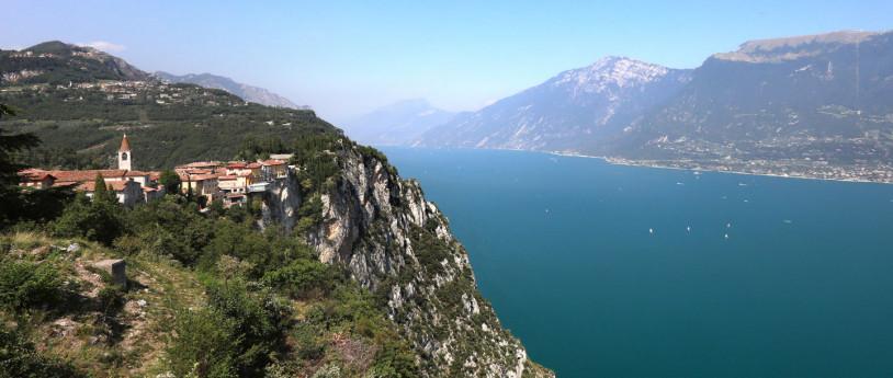 Lago di Garda: il lato selvaggio