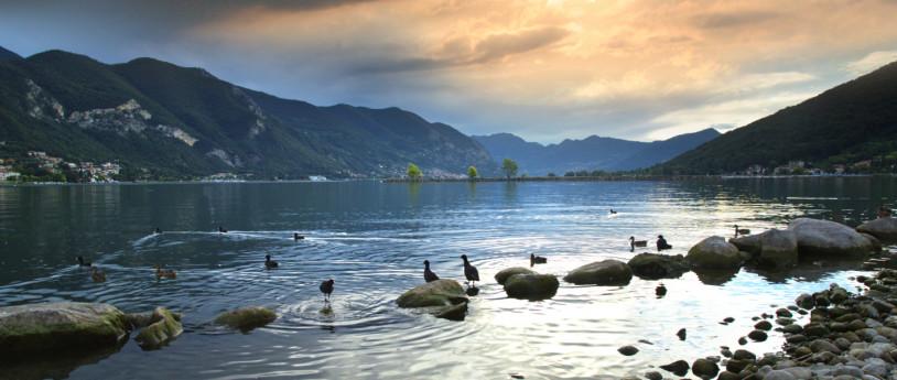 Lago di Iseo Preistoria e bollicine