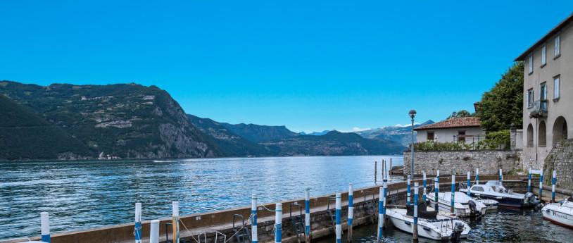 Lago di Iseo: l'amena Monte Isola