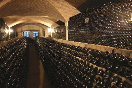 Discover the monasteries producing Franciacorta wine
