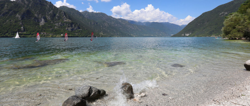 Lago d'Idro Fresche e dolci acque