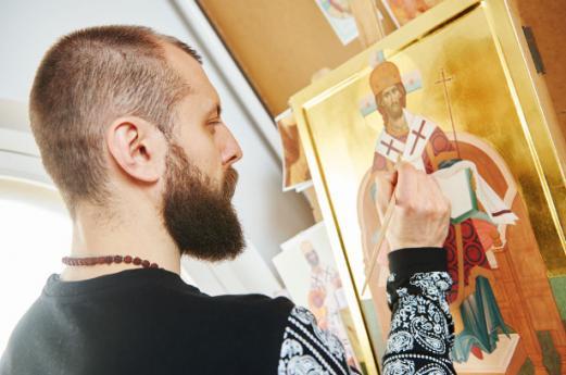 Icone e pitture religiose, dove si producono in Lombardia
