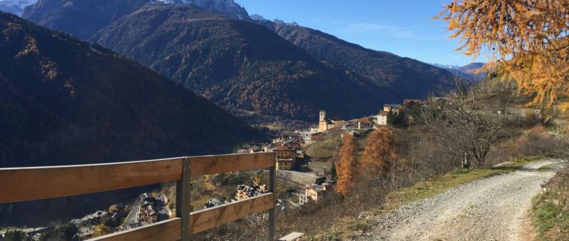 Ciclovia Karolingia _ Valle Camonica