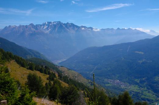 Turismo lento Valle Camonica
