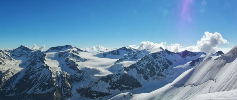 I ghiacciai in Lombardia