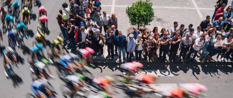 I luoghi del Giro d'Italia 2019