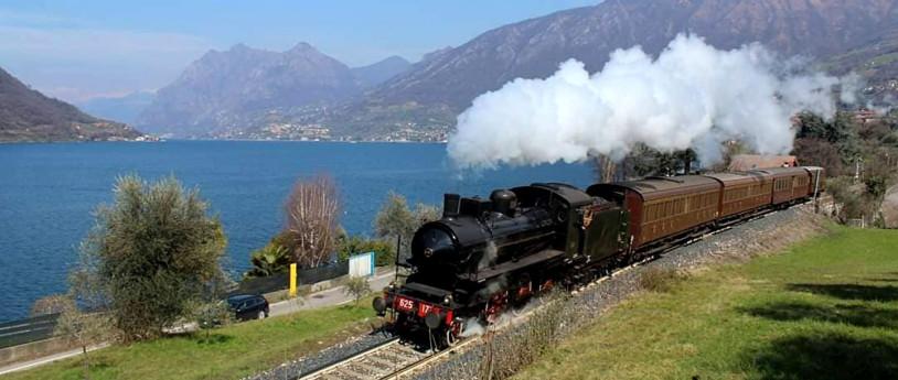 Viaggia sui treni storici in Lombardia