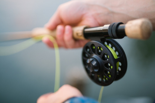 Fishing in Sondrio and Valmalenco