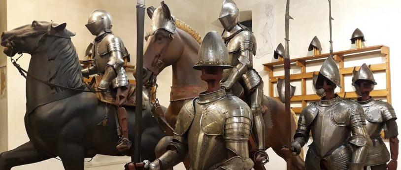 Per armi e armature - Museo Bagatta Valsecchi