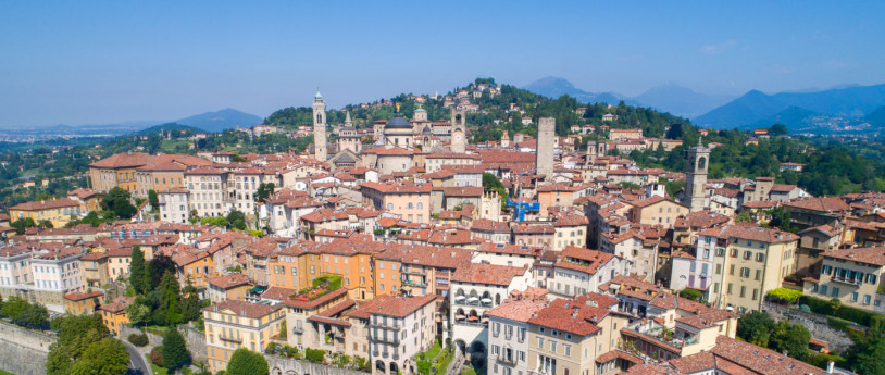 Bergame: un chef-d'œuvre italien