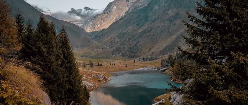 itinerario naturalistico in Val di Scalve