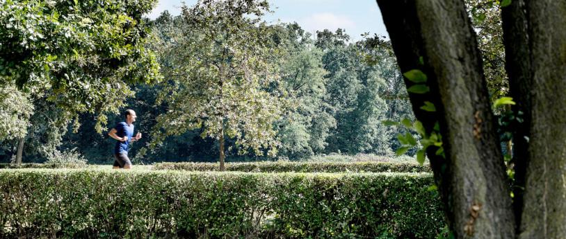 Running Parco di Monza