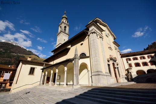Santuario Madonna delle Grazie di Ardesio