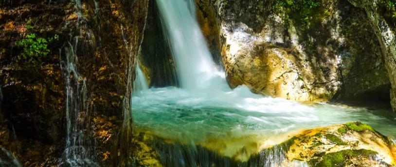 La sorprendente bellezza della Valle San Martino