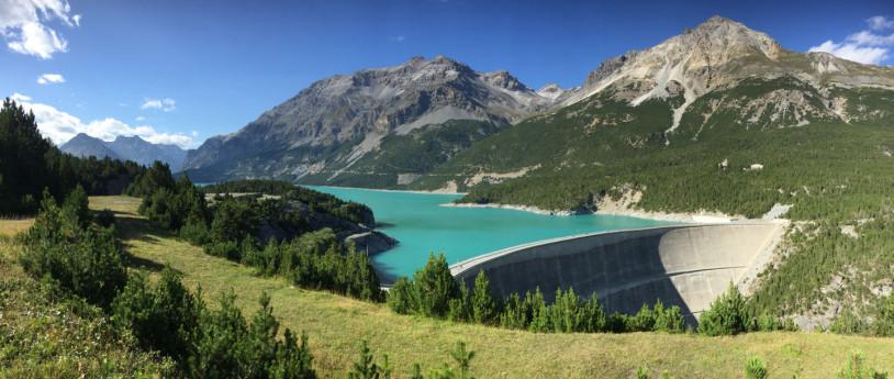 Giro d'Italia in Lombardia 2020 - Laghi di Cancano