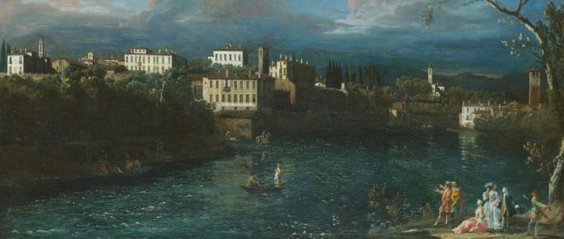 La Lombardia nei quadri dei grandi pittori italiani